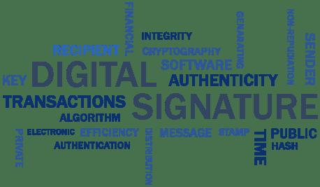Define Digital Signature